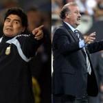 España – Argentina partido en la cumbre del fútbol