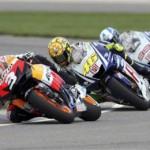 Rossi, Aoyama y Simón campeones del mundo de motociclismo