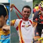 Ránking UCI: 3 españoles en el podium