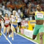Duda del sexo de la atleta Cáster Semenya