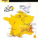 Recorrido Tour de Francia 2010