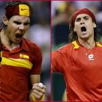 España gana la 4ª Copa Davis