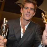 Del Potro mejor deportista argentino 2009
