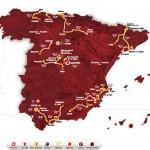 Recorrido Vuelta España 2010