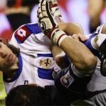 Grave lesión de Filipe Luis