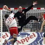 Polonia vence a España en el Europeo