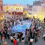 Doha: Nadal y Federer en una alfombra voladora