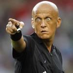 Collina, el mejor árbitro de la historia