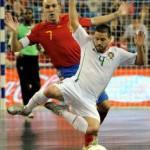 España campeona de Europa de Fútbol Sala