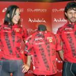 Nuevo maillot rojo de la Vuelta a España