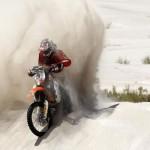 Accidentada 3ª etapa del Rally Dakar