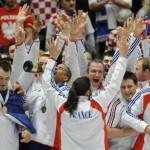 Francia campeón de Europa de Balonmano
