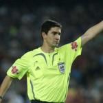 Lista de árbitros para el Mundial de Sudafrica 2010