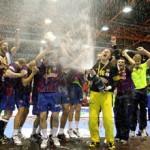 El Barcelona campeón de la Copa del Rey de Balonmano