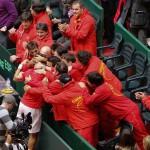 Copa Davis: España 4 – Suiza 1