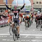Contador en la Vuelta a Castilla y León