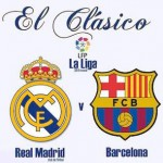Partido: Real Madrid – Barcelona