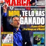 El Barcelona eliminado de la Champions League