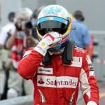 Fernando Alonso sufre un accidente en los entrenamientos de Mónaco