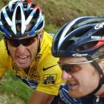 Lance Armstrong  acusado de dopaje