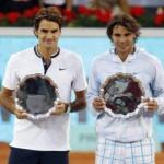 Nadal vence a Federer en la final de Madrid