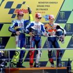 GP de Le Mans, otro triplete español
