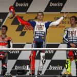 Pleno español en el GP de Jerez