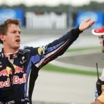 Choque entre los dos Red Bull en el GP de Turquía