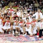 Lista de seleccionados para el mundobasket de Turquía