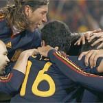 Chile 1 – España 2, pase a octavos de final