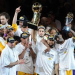 Los Angeles Lakers ganan la NBA