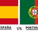 Partido España – Portugal