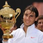Nadal vence en Wimbledon