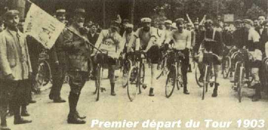 Curiosidades de la historia del Tour de Francia