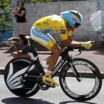 Alberto Contador vencedor del Tour de Francia