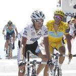 Favoritos y equipos del Tour de Francia 2010