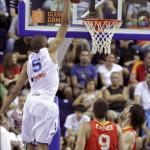 Mal comienzo de España en el Mundobasket