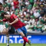 España logra empatar con México en el último minuto
