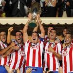 Atlético de Madrid campeón de la Supercopa de Europa