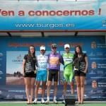 Samuel Sánchez vence en la Vuelta a Burgos