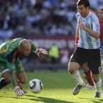 Argentina gana 4-1 a la campeona del mundo
