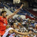 España se complica los cruces del Mundial de Basket
