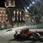 Alonso gana en Singapur y ya es segundo