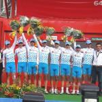 El equipo Xacobeo Galicia de ciclismo desaparece