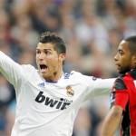 Real Madrid líder de grupo tras vencer 2-0 al Milán