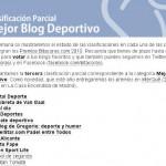 Digital Deporte en los premios Bitácoras