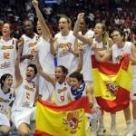 España medalla de bronce en el mundial de baloncesto femenino