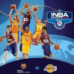 Barcelona – Ángeles Lakers, duelo Europa-USA