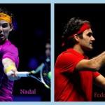 Nadal y Federer favoritos en semifinales del Masters Londres