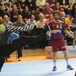 Ciudad Real pierde, ante el Barcelona, después de 26 meses